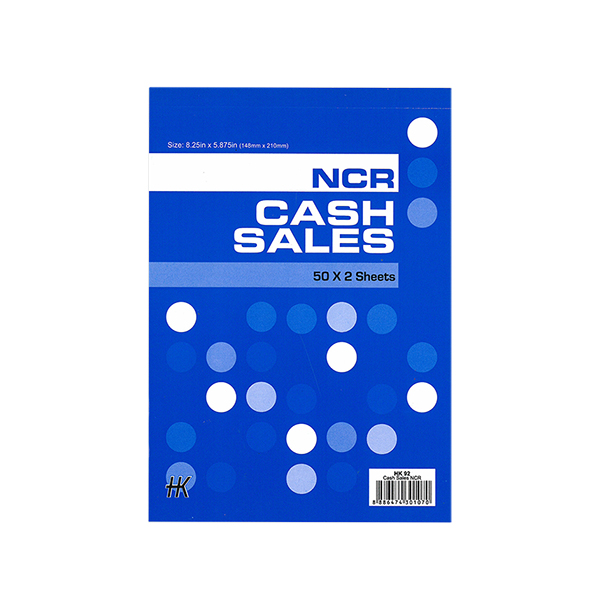 Cash Sales NCR high res